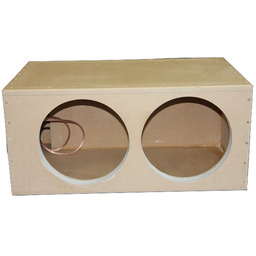 Speaker Enclosures & Spacers