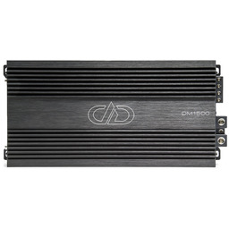 DD AUDIO DM1500A